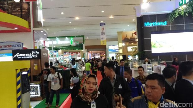 JCC Diserbu Pencari Rumah, Ada yang Datang Jauh dari Bogor