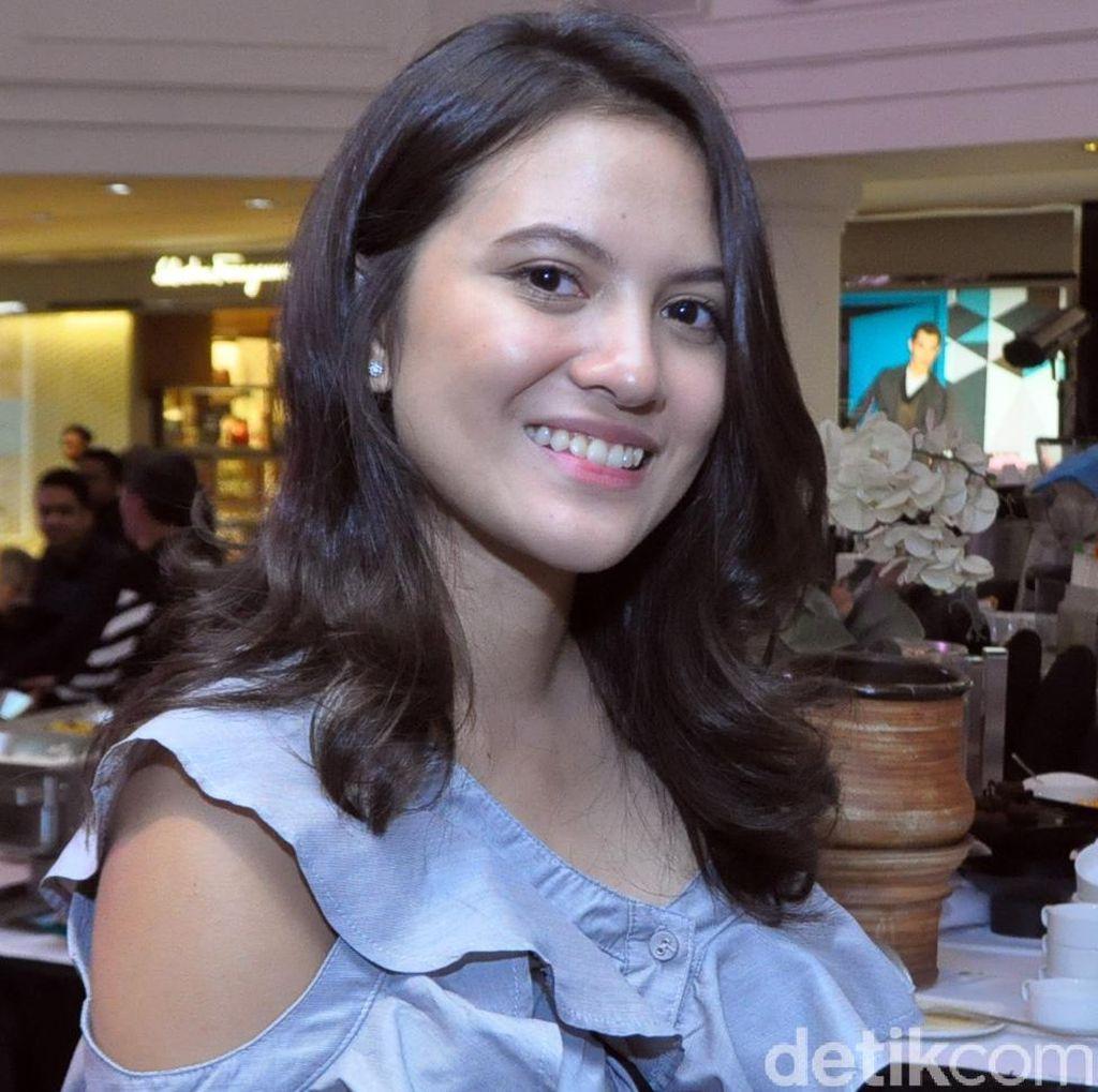 Main Film Horor, Marsha Aruan Terpaksa Hafal Lagu Lingsir Wengi