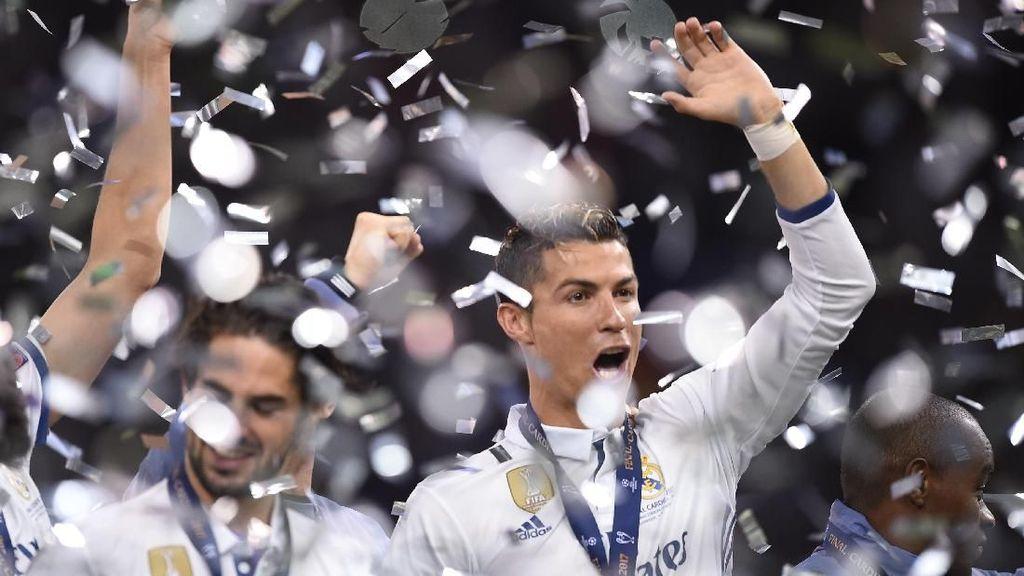 33 Fakta Cristiano Ronaldo di Usia 33 Tahun
