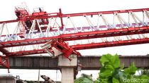 BPJS akan Beri Santunan ke Keluarga 4 Korban Tewas Crane Jatuh