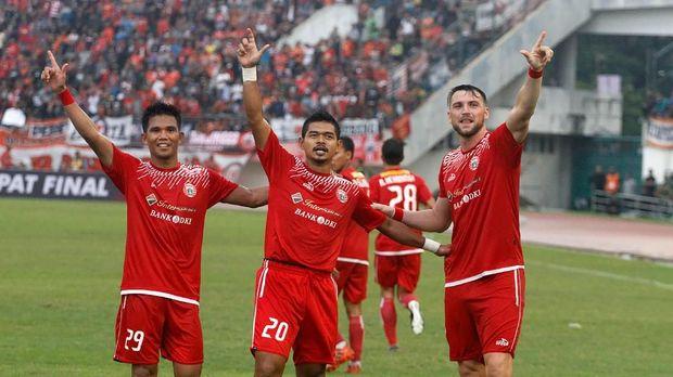 Konsentrasi Persija Jakarta di Piala Presiden 2018 terpecah karena Piala AFC.