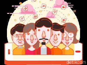 3 Tiga Sahabat Ini Ubah Patah Hati Jadi Ide Bisnis Kreatif
