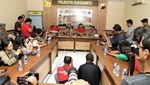 Kapolda Jateng dan Ketua SC Piala Presiden 2018 Bebaskan Bonek