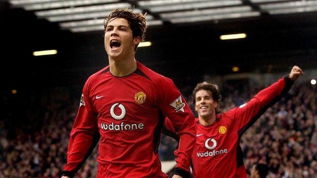 Cristiano Ronaldo menolak dibandingkan dengan David Beckham di MU.