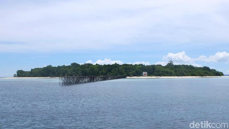 Pulau Sangalaki (Afif Farhan/detikTravel)