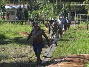 Data Kemensos: Masih Ada 651 Penderita Campak di Asmat, Ditangani RSUD