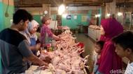 Harga Daging Ayam hingga Pakaian Muslim Wanita Dorong Inflasi Mei