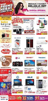 Promo Mesin Cuci Kulkas Dan Blender Di Transmart Carrefour