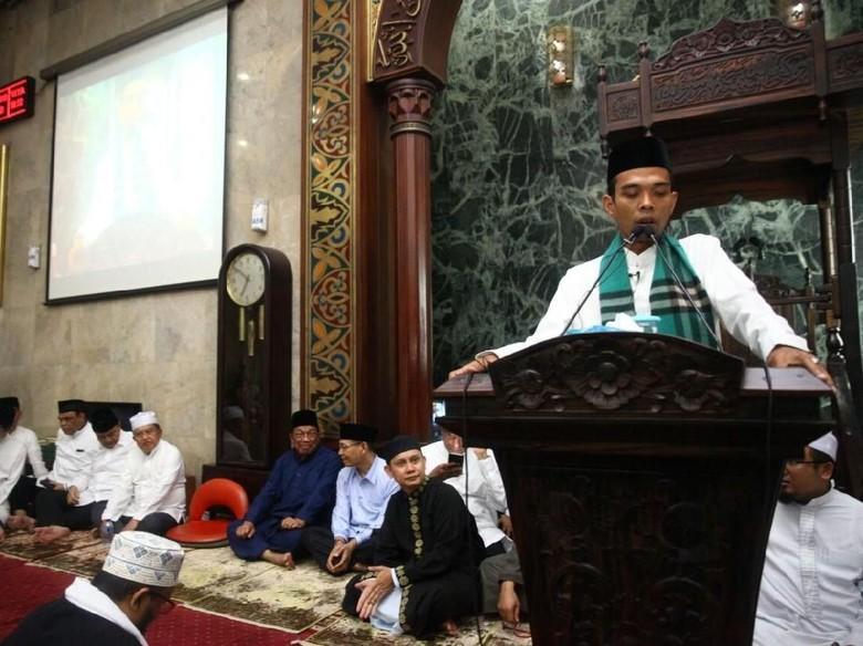 Lembaga Adat Melayu Siap Dampingi UAS soal Kasus Video Salib