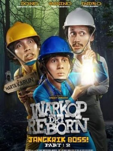 7 Film Indonesia Terlaris di 2017-2018