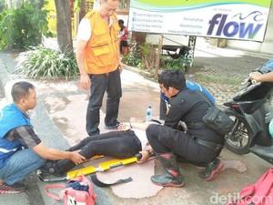 Pagi Hingga Siang, 3 Kecelakaan Terjadi di Surabaya