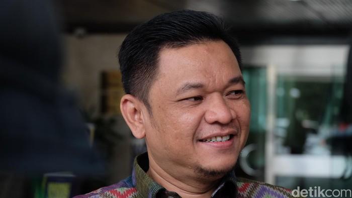 Politikus Golkar juru bicara tim Jokowi-Maruf, Tubagus Ace Hasan Syadzily (Andhika Prasetia/detikcom)