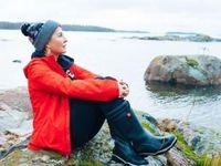 Kristina Roth di Pulau SuperShe