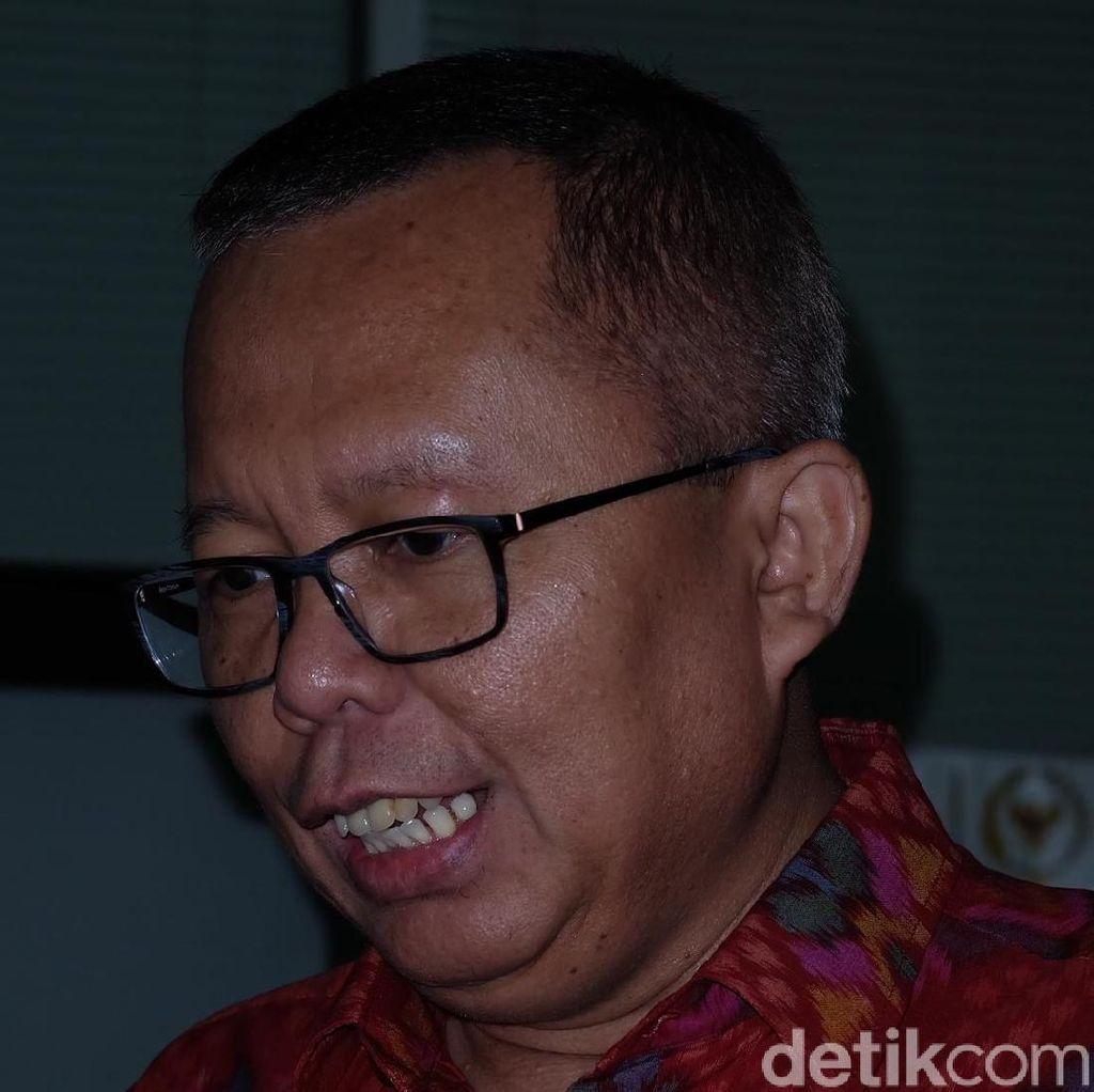 Tak Perlu Angket, PPP Usul Polemik Pj Gubernur Dibahas Raker DPR