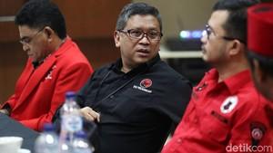 PDIP Ajukan Nama Pimpinan MPR-DPR Usai UU MD3 Diteken Presiden