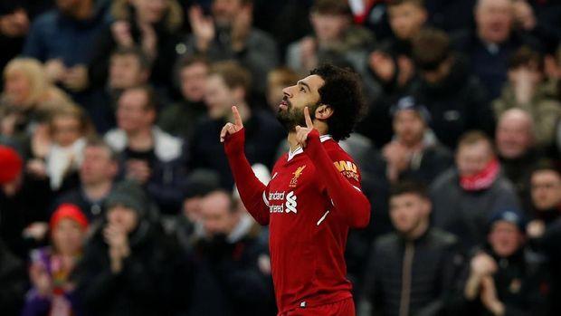 Mohamed Salah mutlak diwaspadai oleh lini pertahanan FC Porto.