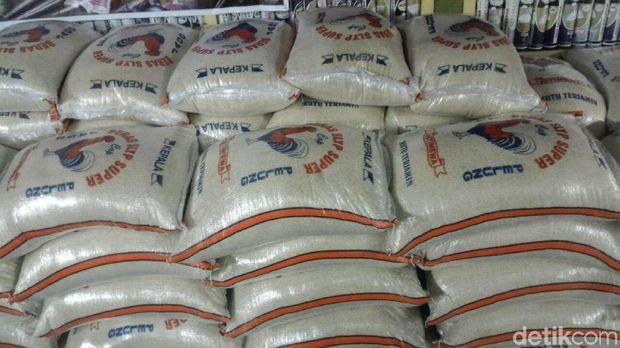 Beras OP Jadi Beras Premium, Distributor di Cilacap Dibekuk