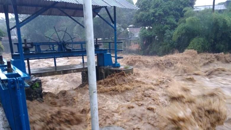 Katulampa Siaga I, Ini Wilayah Jakarta yang Diprediksi Banjir