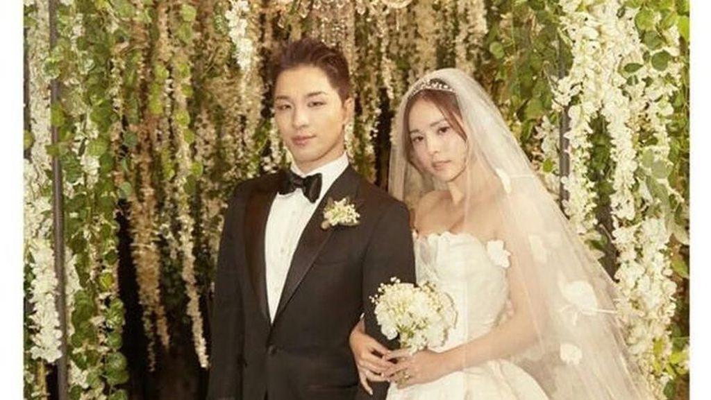 Cantik & Mewah, Dekorasi Pernikahan Taeyang-Min Hyorin Bertema Film Twilight