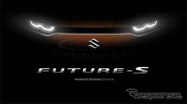 Suzuki Siapkan Mobil Konsep Baru di India Foto: dok. Response