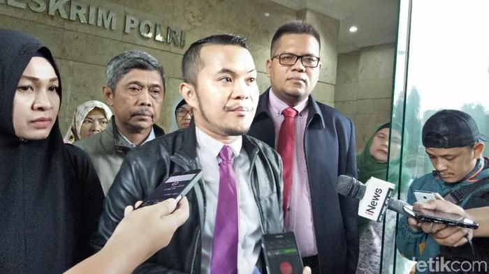 Foto: Korban penipuan PT GAM (Denita-detikcom)