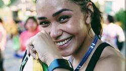 Terkenal dalam perannya di film Ada Apa dengan Cinta?, Adinia merupakan sosok wanita yang punya gaya hidup sehat aktif bergerak. Foto-foto ini jadi bukti.
