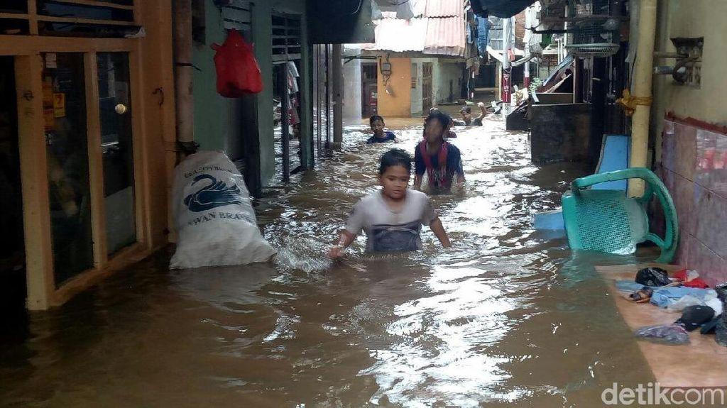 Jakarta Siaga Banjir, Pakai Cara Ini Selamatkan Surat Berharga