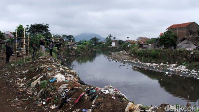 Ilustrasi Sungai CitarumFoto: Wisma Putra