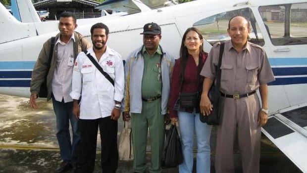 Tigor Silaban, 'Dokter Barbar' di Wamena