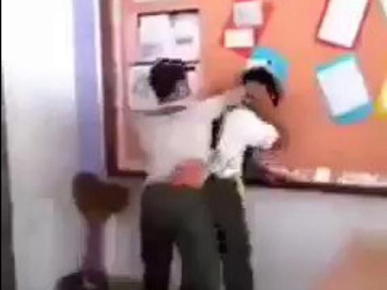 Viral Video Siswa Dipukuli dengan Brutal, Ini Hasil Pengecekan Polisi