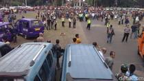 Sopir Angkot Mogok, Pemkab Garut: Kita Larang Transportasi Online