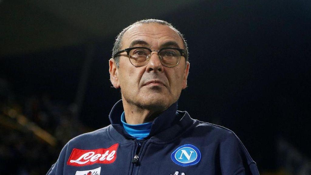 Ranieri Yakin Sarri Bakal Sukses di Chelsea