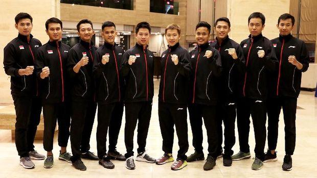 Tim Piala Thomas Indonesia akan memulai kualifikasi dengan menghadapi Maladewa.