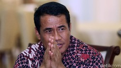 Di Depan Jokowi, Eks Mentan Tebar Pujian ke Haji Isam