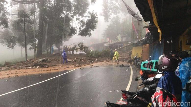 Menteri Siti: Banyak Lahan Hijau di Puncak Terokupasi Penduduk
