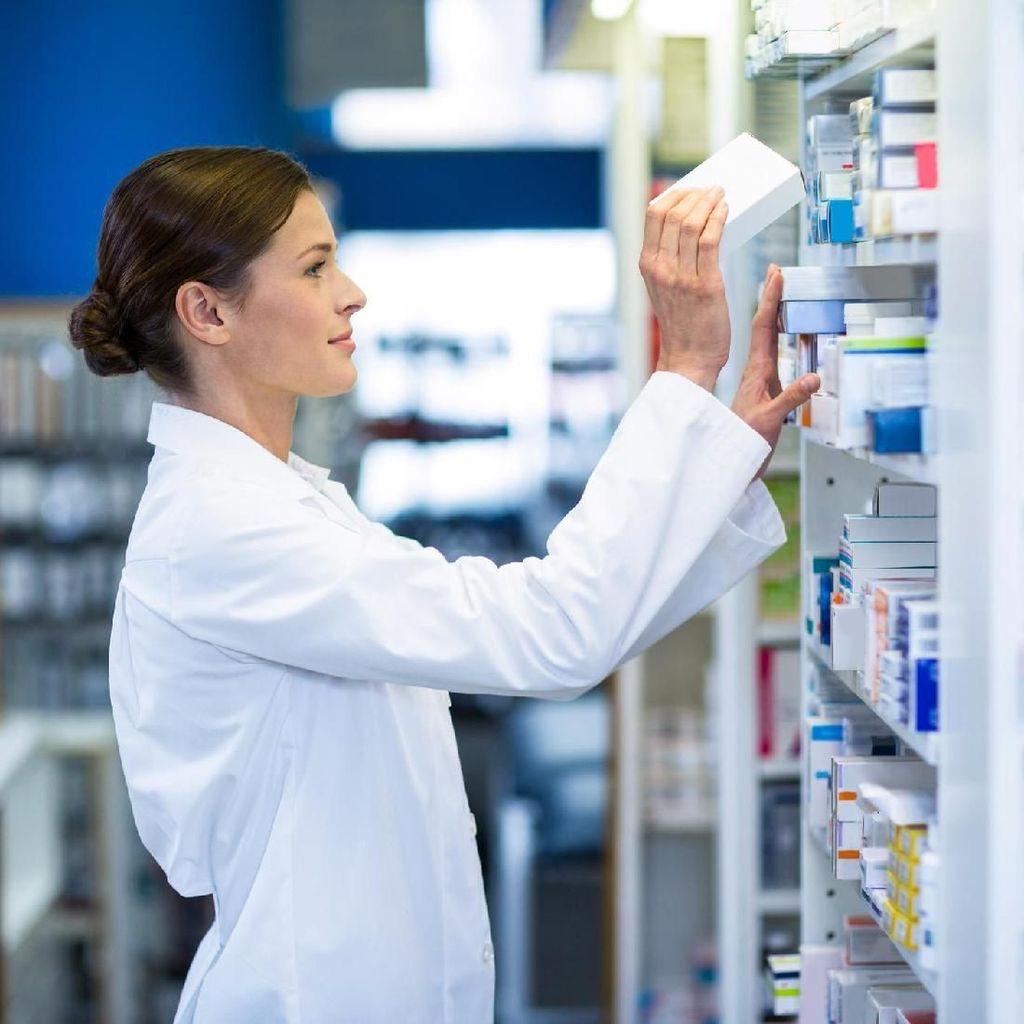 Industri Farmasi Paling Tertekan Imbas Penguatan Dolar AS