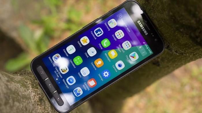 Samsung Galaxy Xcover 4. Foto: Istimewa