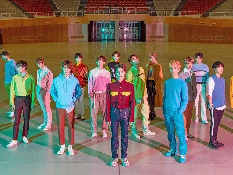 NCT Grup K-Pop Pertama Rajai Billboard Emerging Artists Chart