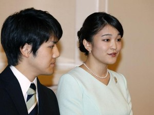 Putri Mako dari Jepang Idap Gangguan Mental Jelang Dinikahi Pria Rakyat Jelata