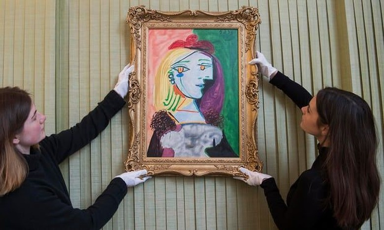 Lukisan Picasso Diganti Namanya Jadi Annabel