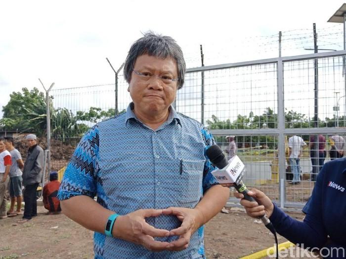 Anggota Ombudsman Alvin Lie