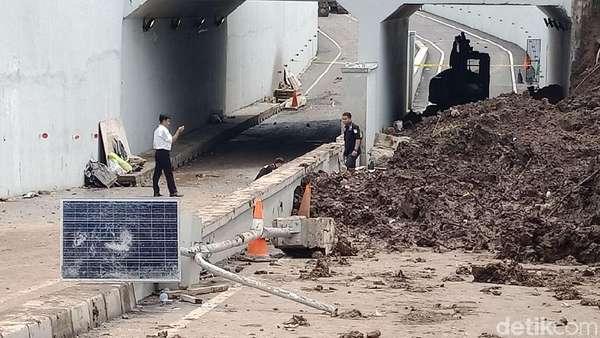 KemenPUPR Harus Selidiki Kegagalan Bangunan Underpass Maut di Soetta