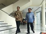 Doa JK di Ultah Jokowi: Selalu Sehat untuk Lanjutkan Tugas Negara