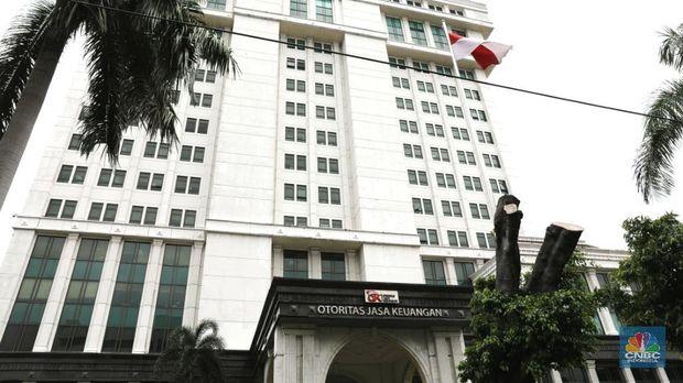 Sudah Sewa Tak Digunakan, Gedung OJK Jadi Sorotan BPK (Lagi)