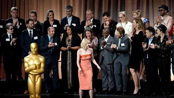 Saat Para Nominasi Oscar Bertemu
