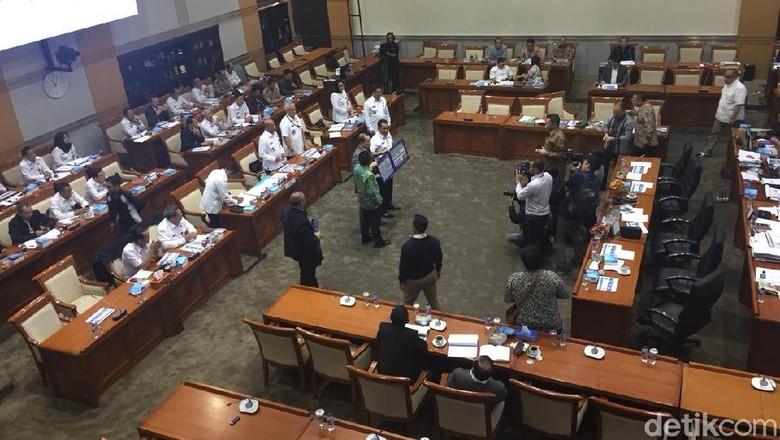 Rapat di DPR, Buwas Dicecar soal Peredaran Narkoba di Lapas