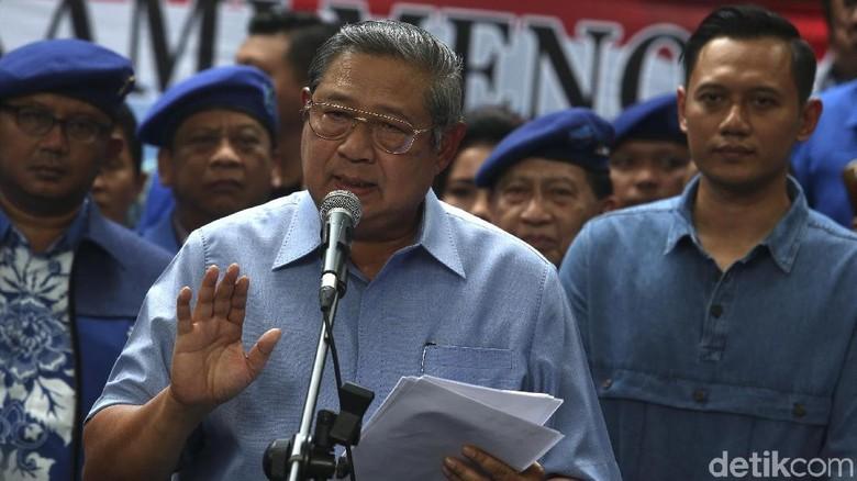 SBY: Cawapres Demokrat Bukan Harga Mati
