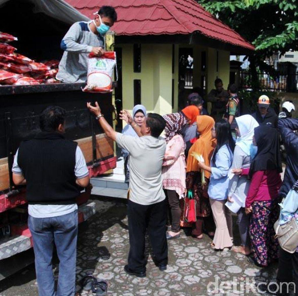 Sambut Ramadan, Pemprov Jabar Subsidi Rp 20 M untuk Pasar Murah
