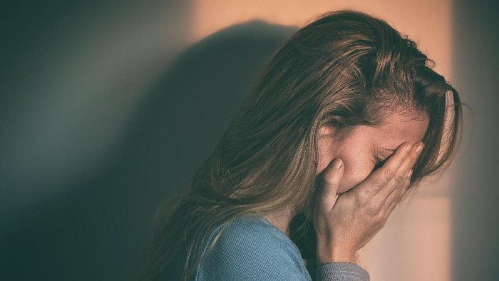 Depresi bisa buat otak lebih tua 10 tahun. Foto: ilustrasi/thinkstock
