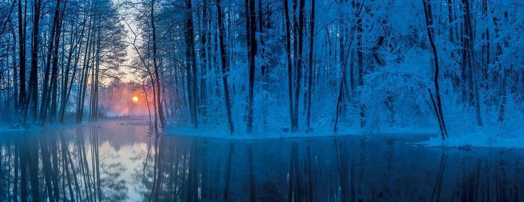 Prandi Springs, Jarva county, Estonia. Pemenang kategori at the Water Edge karya fotografer Jaak Sarv asal Estonia.(Foto: Outdoor Photographer)